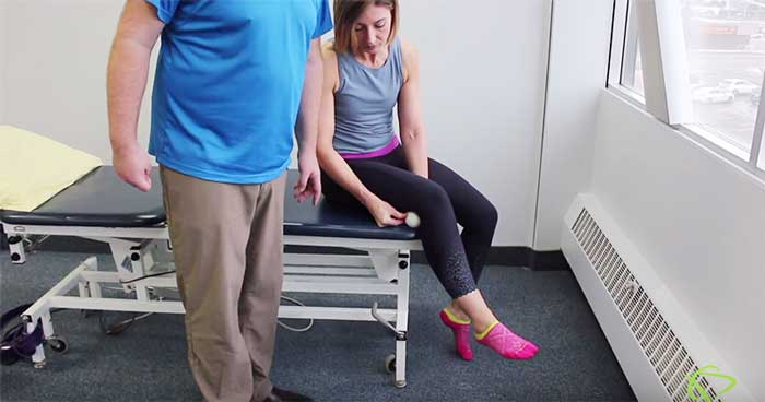 Hamstring mobilization exercises by Pleasantview Physiotherapy
