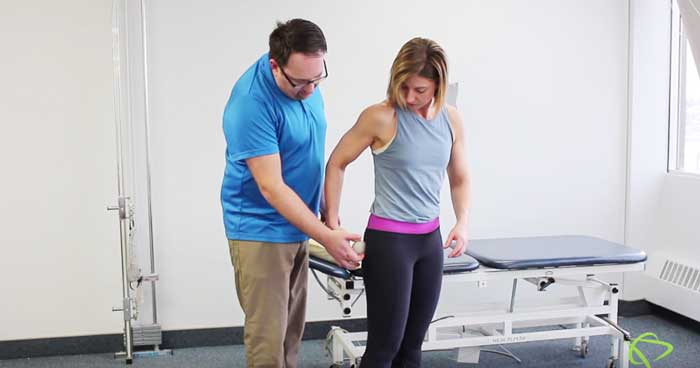 Glute Mobilization exercises by Pleasantview Physiotherapy
