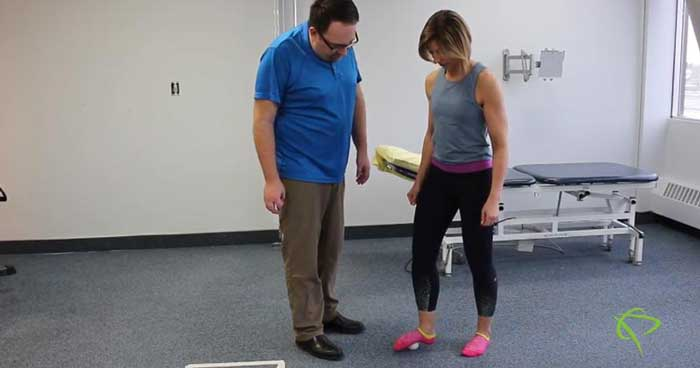Foot & Lower Limb Exercise