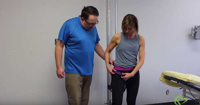 Mobilize Your Hips with This Exercise from Pleasantview Physiotherapy