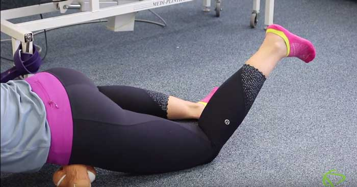 Physiotherapist explains how to Self-Massage Your Hip Flexors