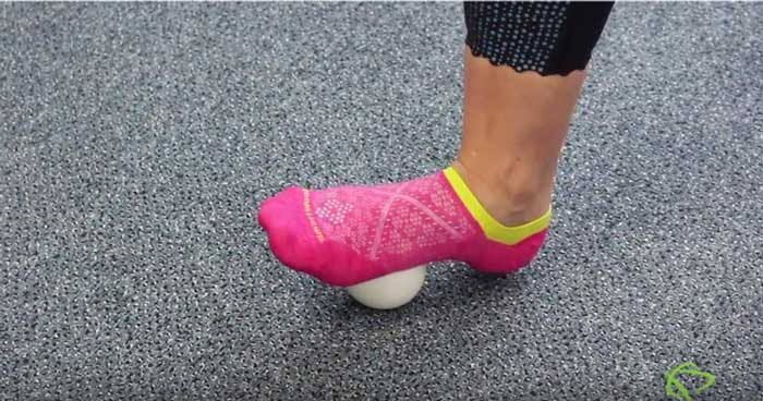 Pleasantview Physiotherapy Exercise for Foot and Lower Limb Pain