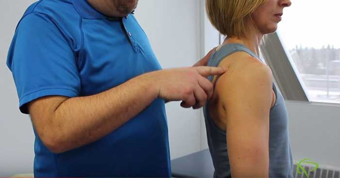 Shoulder mobilization exercises by Pleasantview Physiotherapy