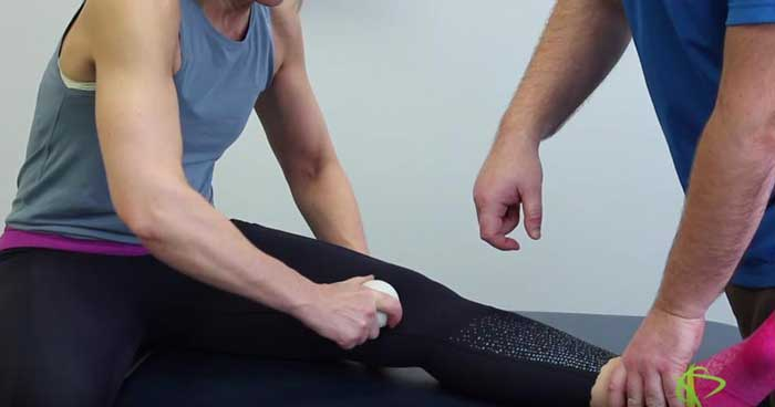 Tackle Your Anterior Knee Pain with This Mobilization Exercise from Pleasantview Physiotherapy